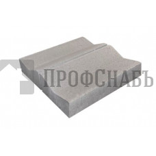 Лоток водоотводный бетонный дорожный Б1.18.50 Браер серый