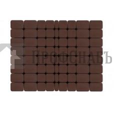 Тротуарная плитка Классико коричневая (57/115/172*115*60)