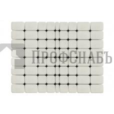 Тротуарная плитка Классико белая (57/115/172*115*60)