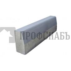 Бордюр дорожный серый Браер БР100.30.15