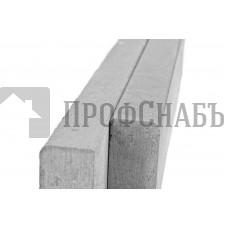 Бордюр тротуарный БР100.20.8. серый, двухслойный Браер