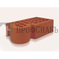 Кирпич Железногорский красный полуторный КФ-3