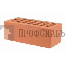 Кирпич Железногорский персиковый полуторный 1,4 НФ