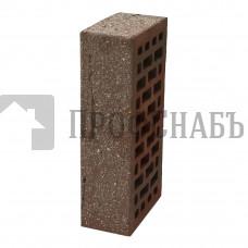 Кирпич Браер облицовочный баварская кладка рифленый с песком одинарный