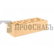 Кирпич Старооскольский соломенный одинарный 1 НФ