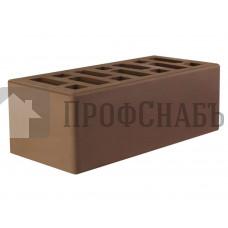 Кирпич Старооскольский коричневый полуторный 1,4 НФ