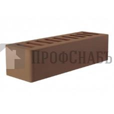 Кирпич Старооскольский коричневый евро 0,7 НФ