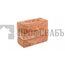Кирпич Донские зори облицовочный ручной работы полнотелый СТЕПНОЙ, 1 НФ