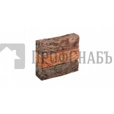 Кирпич Донские зори облицовочный ручной работы полнотелый ТАЙНИНСКОЕ, 0,5 WDF