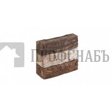 Кирпич Донские зори облицовочный ручной работы полнотелый  ГЕОРГИЕВО, 0,5 WDF