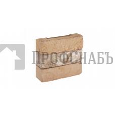 Кирпич Донские зори облицовочный ручной работы полнотелый ГЛЕБОВО, 0,5 WDF