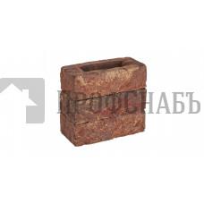 Кирпич Донские зори облицовочный ручной работы полнотелый ДЕНИСОВО, 0,5 WDF
