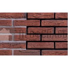 Кирпич ручной формовки ENGELS Rosso bont, 215х45-50х65