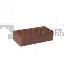 Кирпич лицевой полнотелый коричневый 1НФ Гжельский эксклюзив
