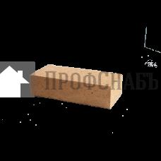 Кирпич печной БОРОВИЧИ шамотный огнеупорный прямой ША-8