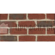 Кирпич Pine Hall Brick облицовочной OLD YORKTOWN рифленый