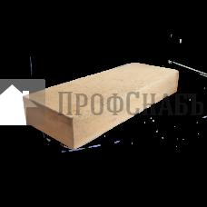 Кирпич печной БОРОВИЧИ шамотный огнеупорный (Плита ША-94)