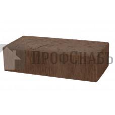 Кирпич печной LODE BRUNIS коричневый гладкий одинарный