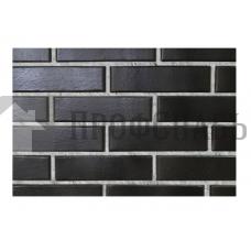 Кирпич керамический печной LODE KRYPTON черный гладкий одинарный