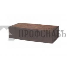 Кирпич печной LODE SATURN темно-серый гладкий одинарный