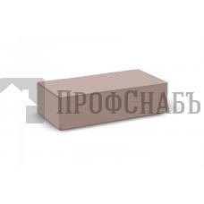 Кирпич печной КС-КЕРАМИК КАМЕЛОТ серый гладкий одинарный