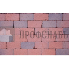 Тротуарная плитка Pine Hall Brick RUMBLED FULL RANGE