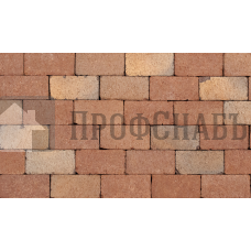 Тротуарная плитка Pine Hall Brick RUMBLED JAVA