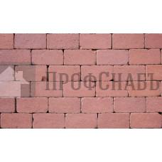 Тротуарная плитка Pine Hall Brick RUMBLED RED