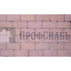 Тротуарная плитка Pine Hall Brick RUMBLED ROSE
