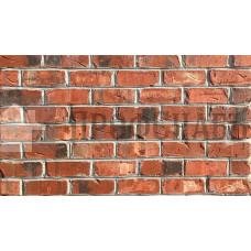 Кирпич Pine Hall Brick облицовочной RUSTIC VILLAGE рифленый