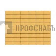 Тротуарная плитка Браер Прямоугольник песочная (200/100*40)