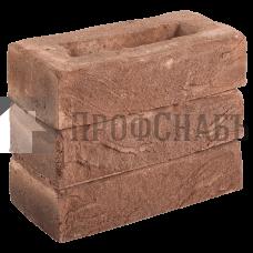 Строительный кирпич Донские зори облицовочный ручной работы полнотелый ТАНАИС, 0,5 НФ