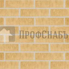 """Кирпич Железногорский соломенный одинарный 1 НФ """"Бархат"""""""