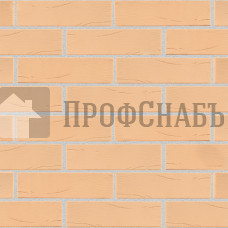 """Кирпич керамический Железногорский облицовочный """"Дерево"""" соломенный рифленый евро"""