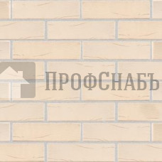 """Кирпич Железногорский слоновая кость одинарный 1 НФ """"Дерево"""""""