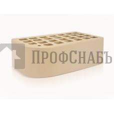 Кирпич Железногорский слоновая кость одинарный КФ-2