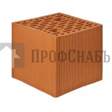 Керамический блок поризованный Гжель 7 НФ рифленый