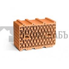 Строительный кирпич рядовой поризованный ЛСР 10,7 НФ рифленый