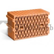Строительный кирпич рядовой поризованный ЛСР 11,2 НФ рифленый