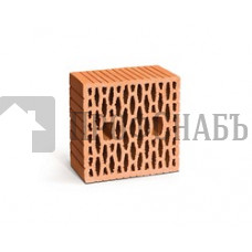 Строительный кирпич рядовой поризованный ЛСР 4,5 НФ рифленый