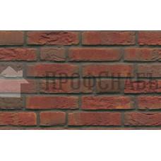Кирпич ручной формовки Muhr Nr 6, Niederhein rot geflammt, 210х100х65