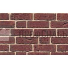 Кирпич ручной формовки Muhr Nr 6, Niederhein rot geflammt, 240х115х71