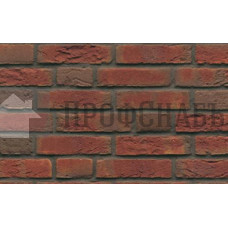 Кирпич ручной формовки Muhr Nr 6, Niederhein rot geflammt, 210х45х65