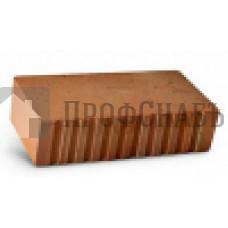 Кирпич керамический Озерский одинарный рифленый М300