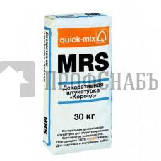 MRS Декоративная штукатурка Quick-mix «Короед»