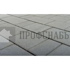 Тротуарная плитка Браер Старый город серая (100/160/260*160*80)